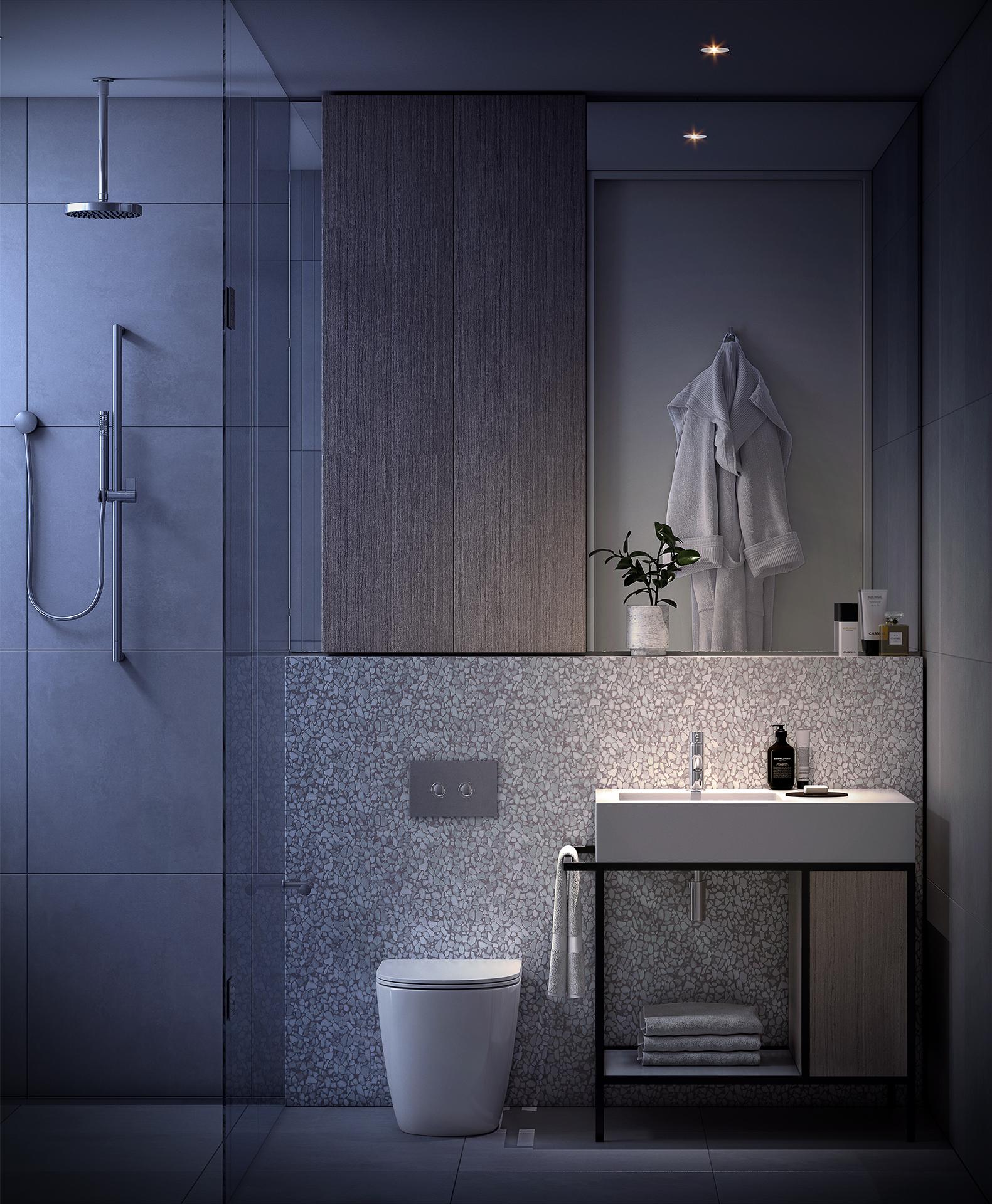 Adderley Bathroom