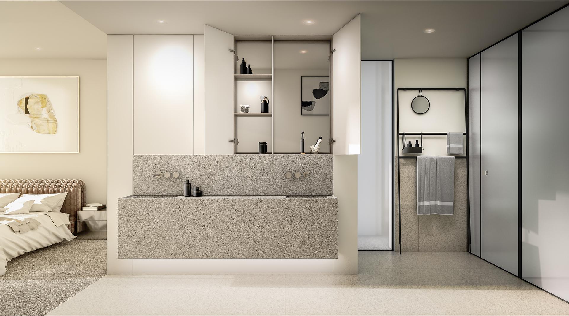 The Spencer Bathroom