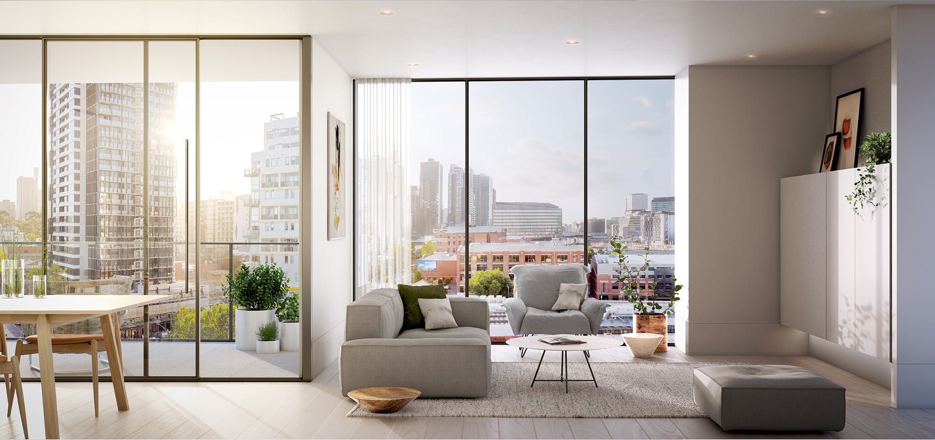 The Spencer Living Room