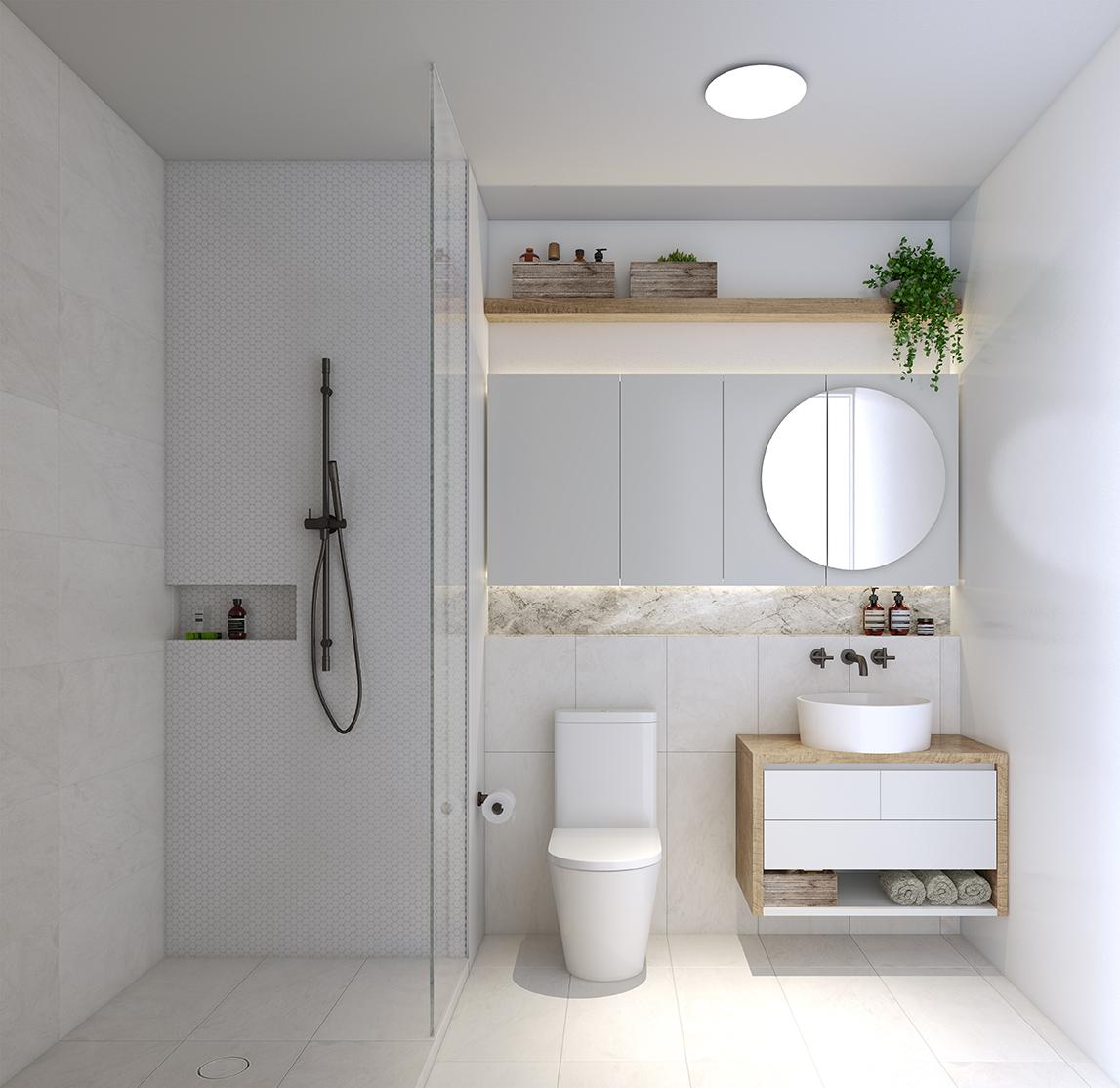Ivanhoe Bathroom