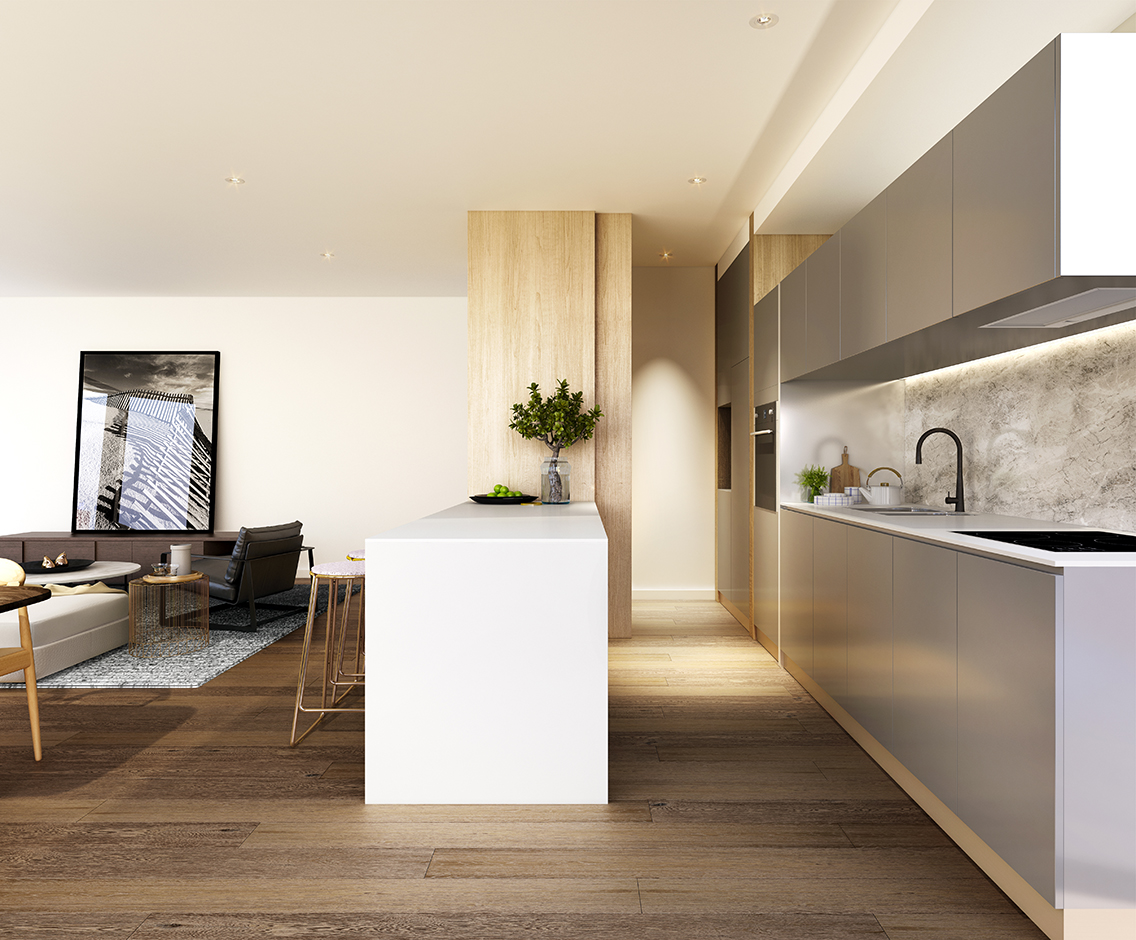 Ivanhoe Kitchen Light