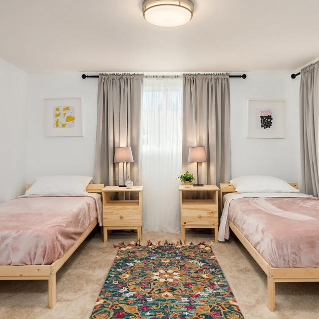 Twin Room Makeover Design Service