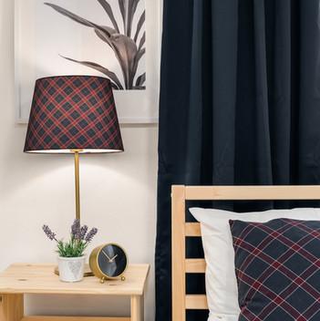Dark & Light Combination Home Remodel Design Service