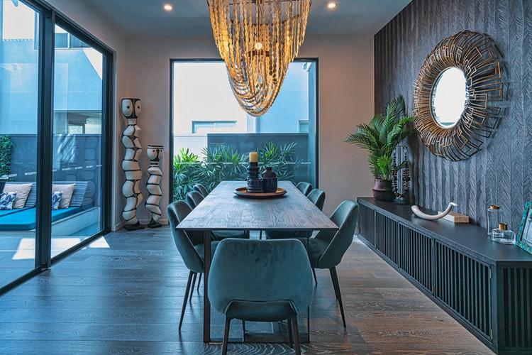 Modern Dining Room Remodel Design