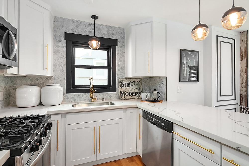 Small Kitchen Remodeling Idea