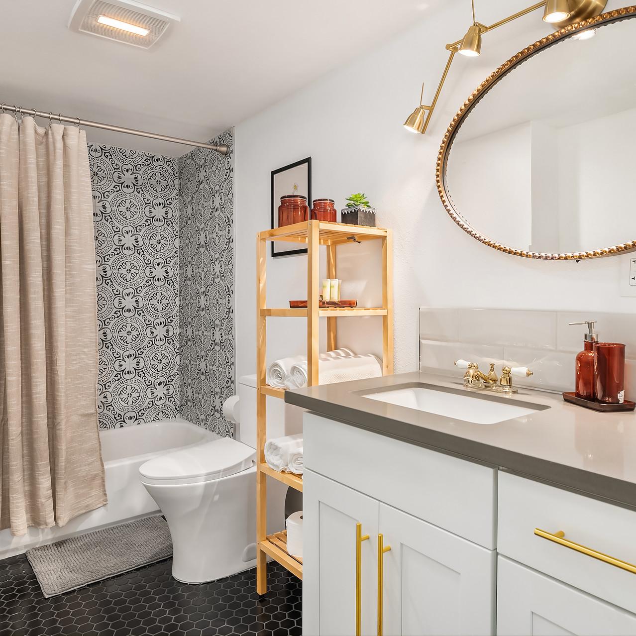 Bathroom Makeover Design Service