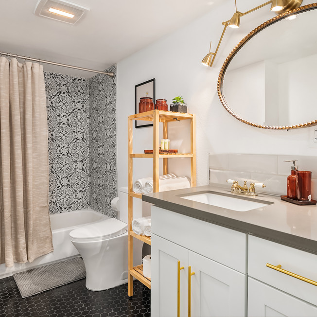 Bathroom Makeover Design Service
