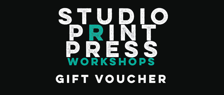 INTRO TO SCREEN PRINTING GIFT VOUCHER