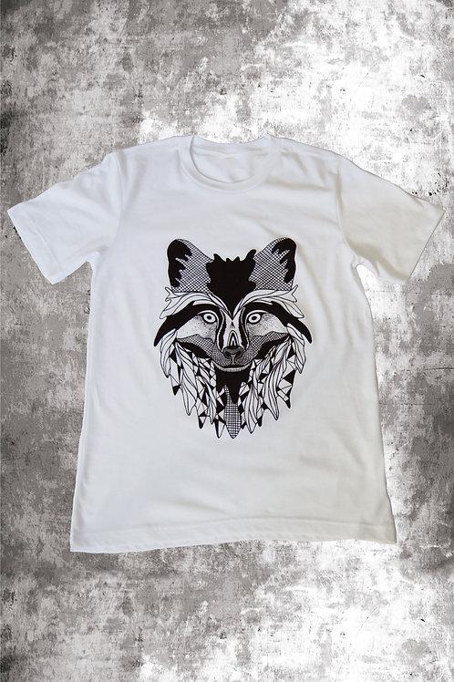 WOLF - WHITE