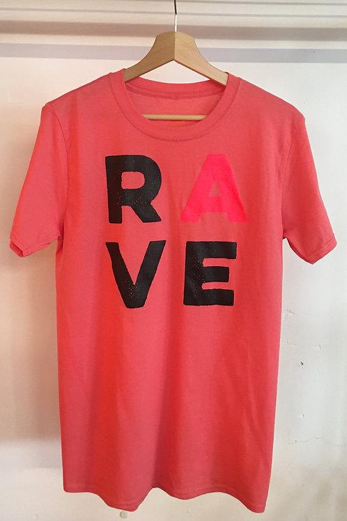 Neon Unisex Rave T-shirt