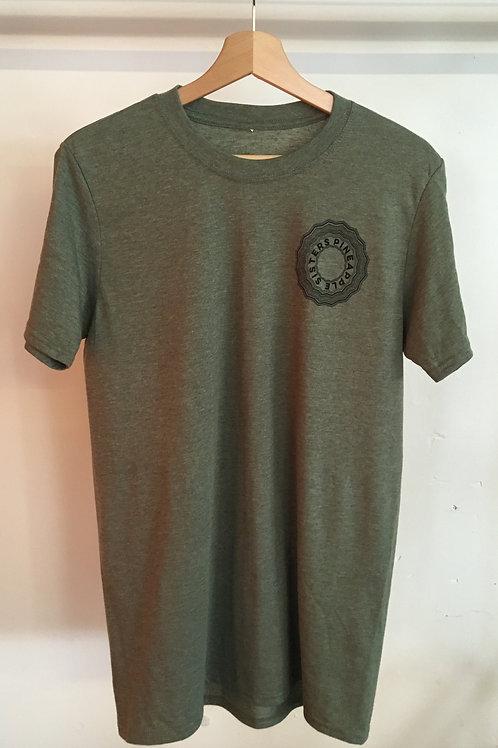 Unisex Pineapple Ring T-shirt