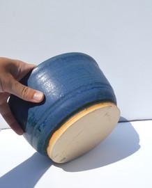 Blue Bowl No.1