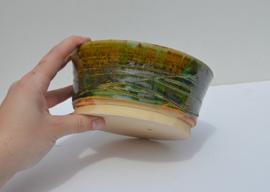 Mossy Texture Bowl