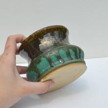Multi Green Vase