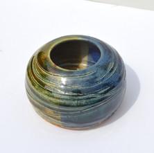 Green Texture Bowl