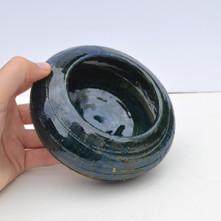 Blue Texture Bowl