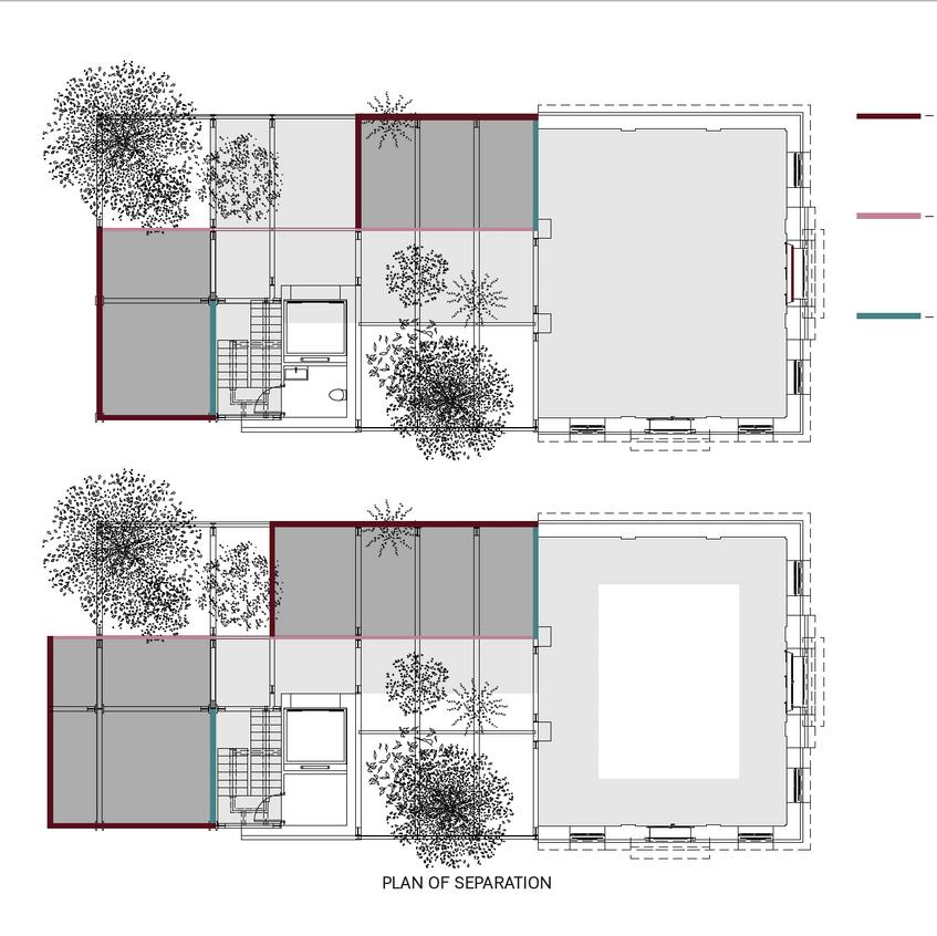 Antoine Matta Floor Plan