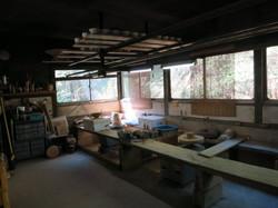 Potter's studio