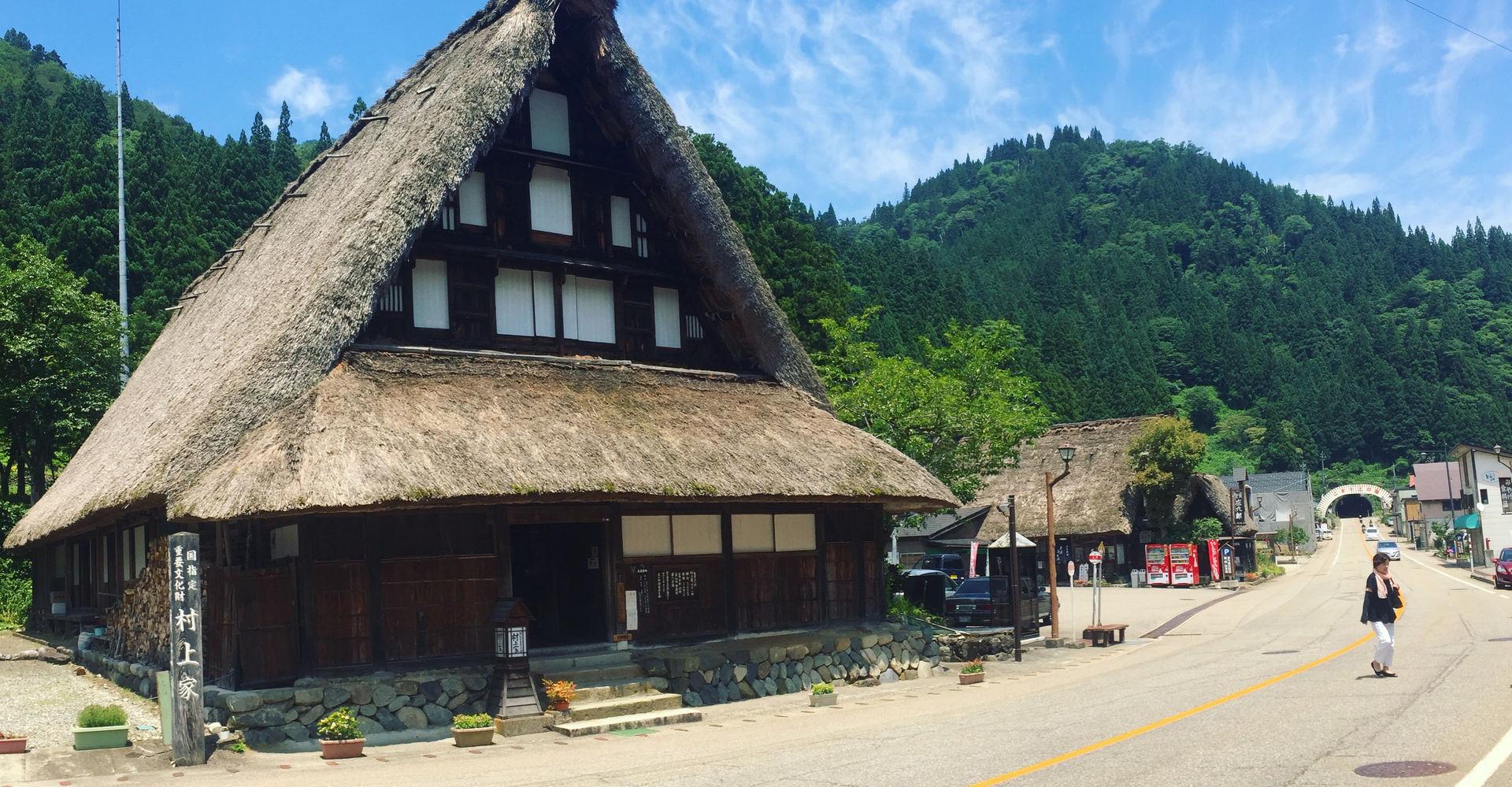 UNESCO Heritage - Gokayama