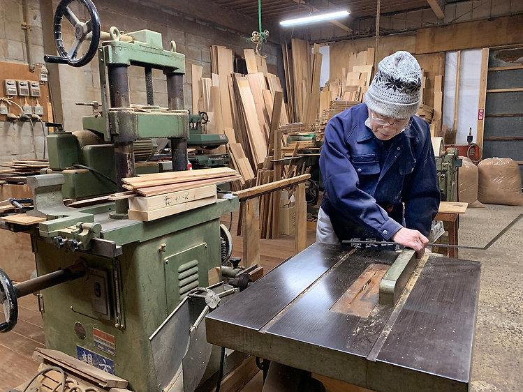 japan wood shop artisan