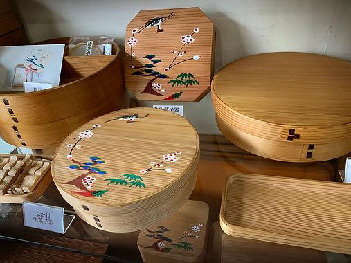 magemono traditional wood craft japan