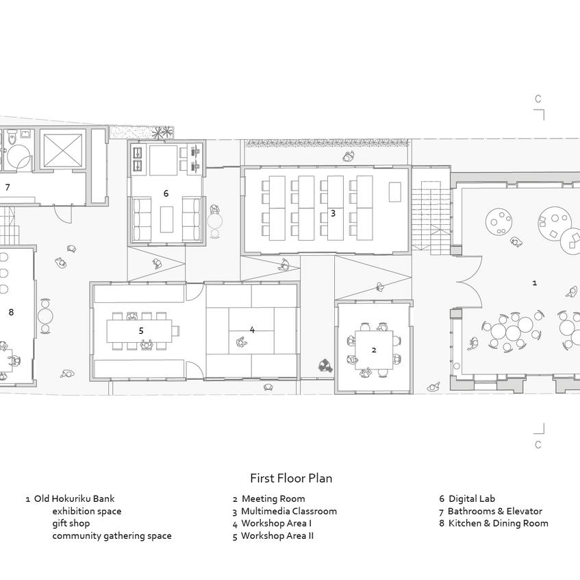 Danning Niu - 1st Floor plan