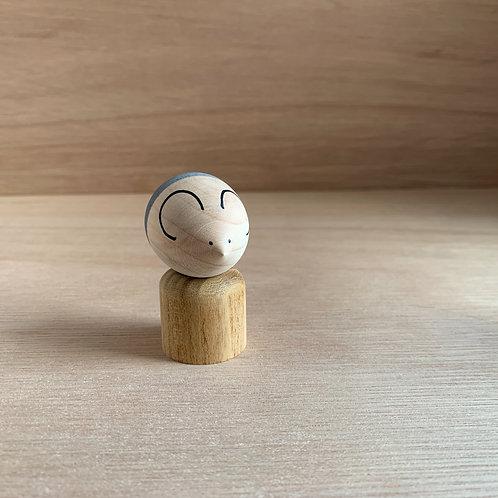 Poupée en bois Mousey