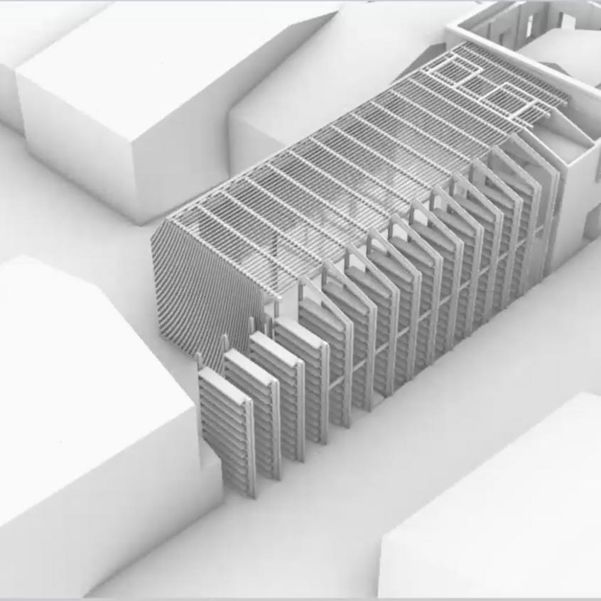 Stefan - Steel structure
