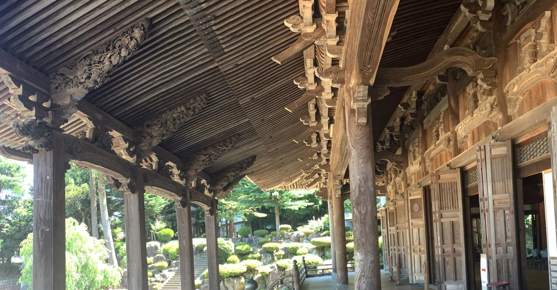 600-year-old Zuisenji Temple