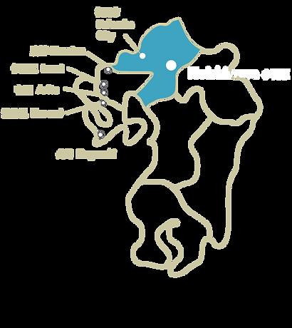 koisiwara kyushu map