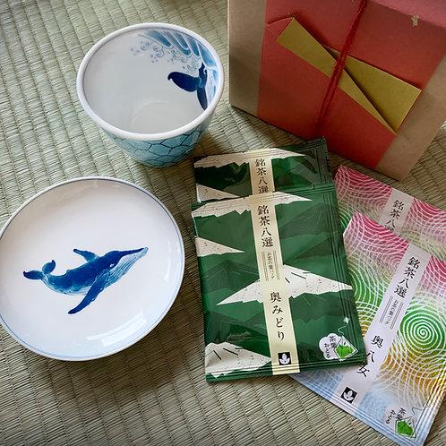 Mikawachi-ware Gift Set B