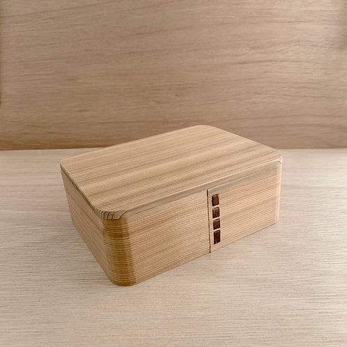 """Cedar Bento Box  """"Una Ju"""""""
