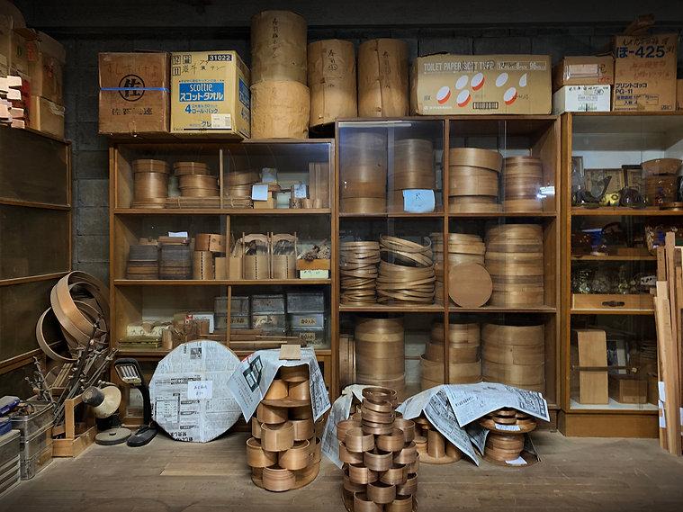 cedar wood, woodshop, bentwood craft, japan