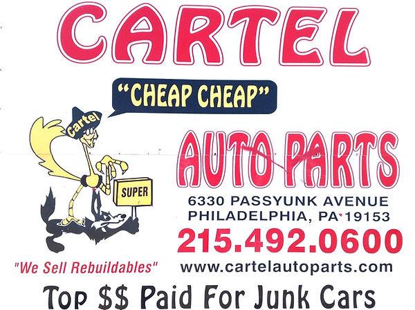 Philadelphia's largest used parts Inventory
