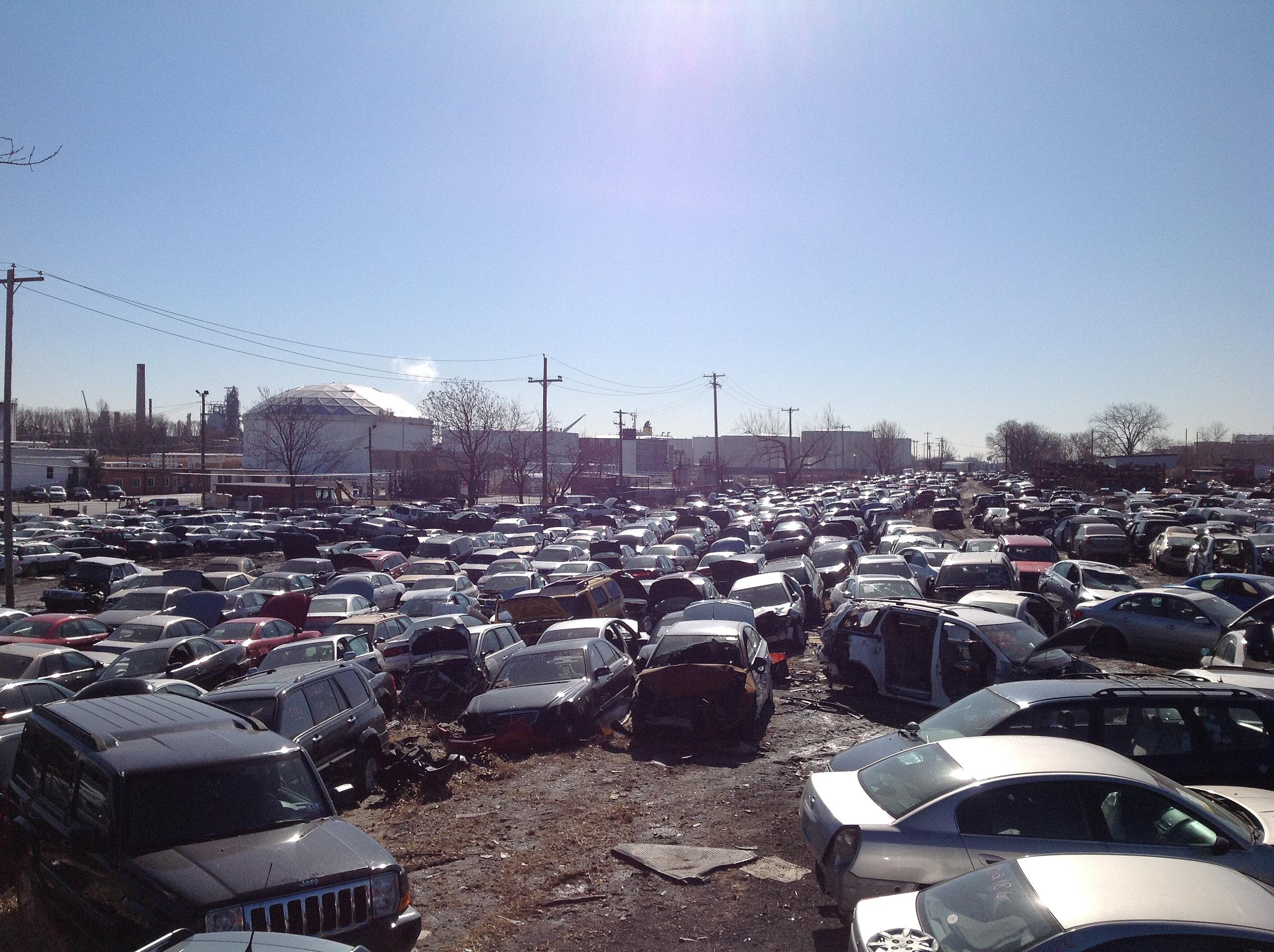 Junk Car Parts Philadelphia