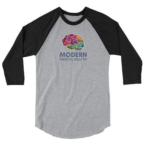 MMH 3/4 sleeve raglan shirt