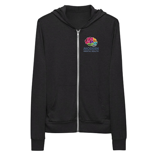 All-Gender zip hoodie