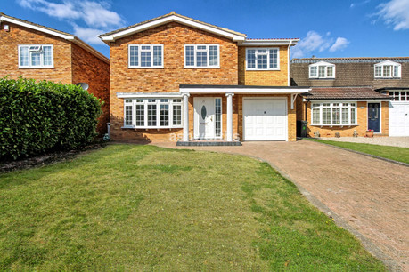 5 bed detached, The Chase, South Woodham Ferrers - £512,000