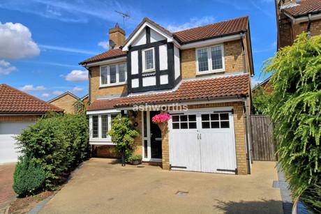 4 bed detached, Drake Road, Chafford Hundred - £465,000