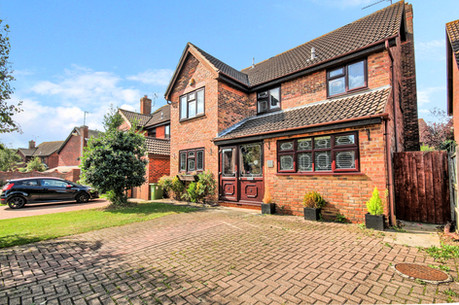 4 bed detached, Great Saling, Wickford - £475,000