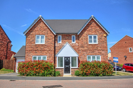 4 DOUBLE bed detached, Oak Crescent, Wickford - £535,000