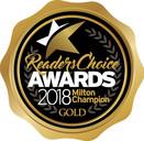 2018 Milton Readers Choice Awards
