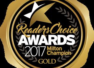 2017 Readers Choice Awards