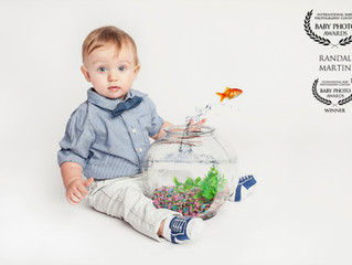 International Baby Photography Contest Winner
