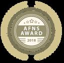 AFNS Award Badge