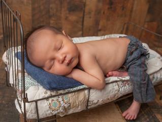 5 Things I use in my studio to keep babies calm and sleepy