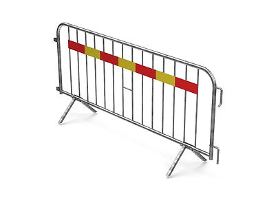831950 - Temporary fence 2,4 m V-foot IS