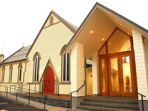 Mt Eden Village Centre entrance