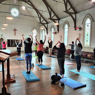 20 Wellbeing Day Out 2021 Hatha Yoga wit