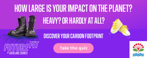 How Large Is Your Impact On the Planet